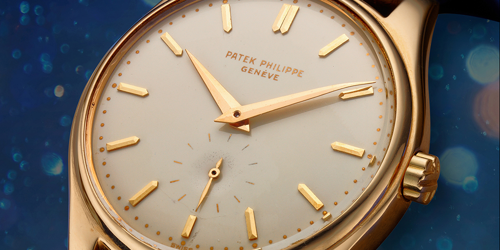 Pate Philippe Ref 2526 Self Winding Watch